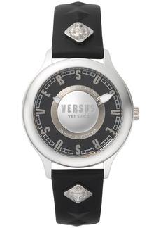 Versus Versace Tokai Leather Strap Watch, 39mm