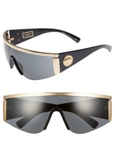 Versace Tribute 147mm Shield Sunglasses