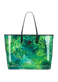 VERSACE Tribute Palm Tote