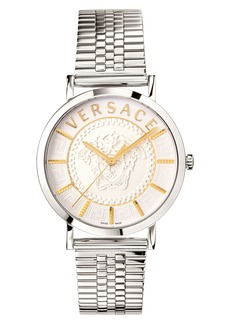 Versace V-Essential Bracelet Watch, 40mm