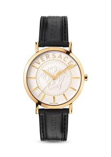 Versace V Essential Watch, 40mm