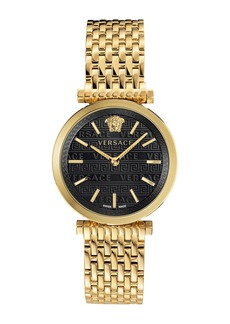 Versace V Twist Bracelet Watch, 36mm