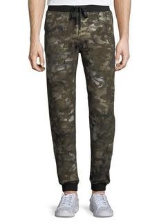 Versace Versus Camo and Lion Pants