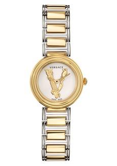 Versace Virtus Mini Bracelet Watch, 28mm