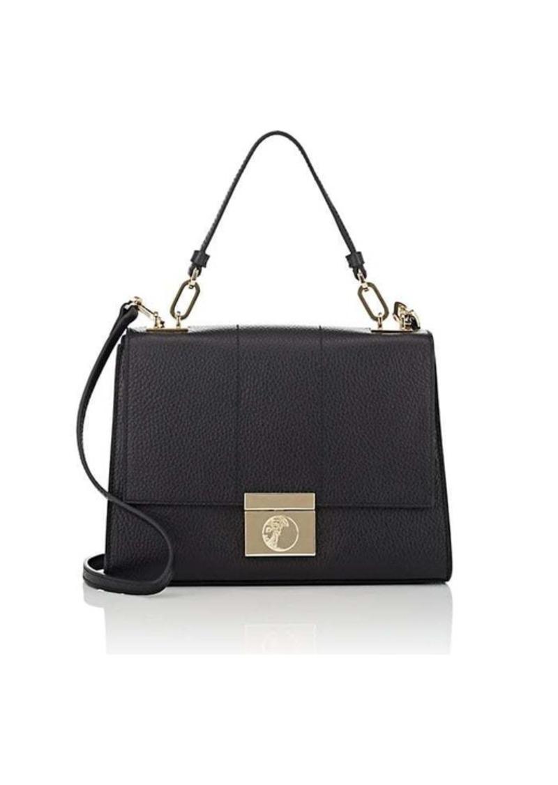 afa0bd6d94 Women's Leather Crossbody Bag - Black