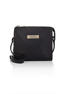 Versace Women's Leather Crossbody Bag