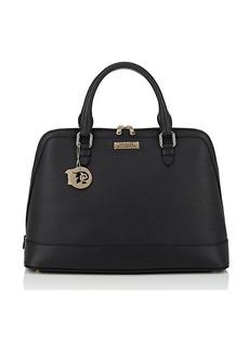 Versace Women's Leather Satchel