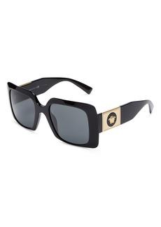 Versace Women?s Square Sunglasses, 54mm