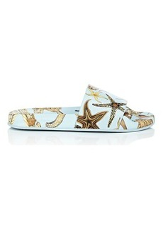 Versace Women's Starfish Rubber Slide Sandals