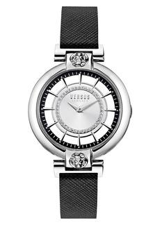 VERSUS by Versace Silver Lake Round Watch, 36mm