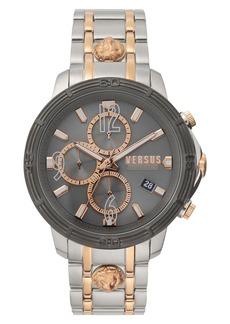 VERSUS Versace Bicocca Bracelet Watch, 46mm