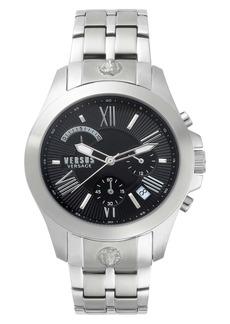 VERSUS Versace Lion Chronograph Bracelet Watch, 44mm
