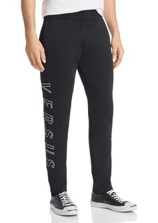 Versus Versace Logo-Embroidered Sweatpants