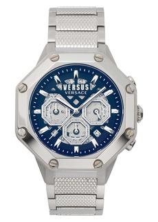 VERSUS Versace Palestro Chronograph Bracelet Watch, 45mm