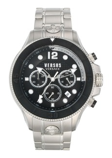 VERSUS Versace Volta Chronograph Bracelet Watch, 49mm