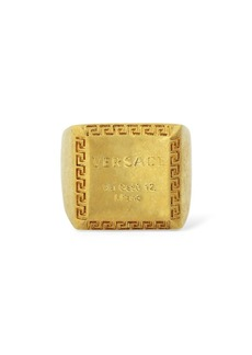 Versace Vintage Trilogy Thick Ring