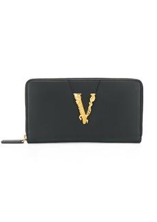 Versace Virtus Continental wallet
