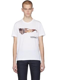 Versace White Biggie T-Shirt