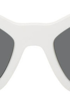 Versace White Medusa Biggie Sunglasses