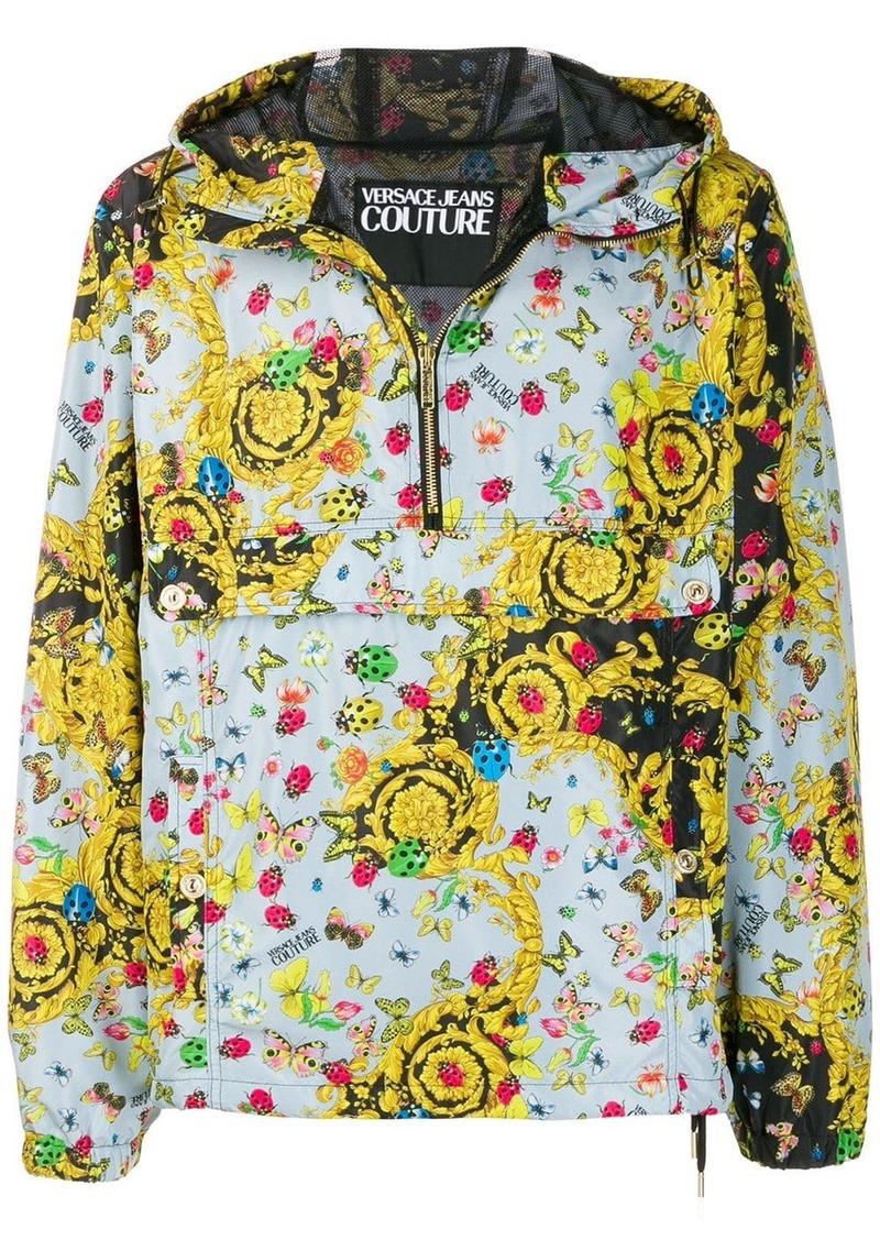 Versace windbreaker jacket