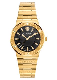 Women's Versace Greca Logo Bracelet Watch