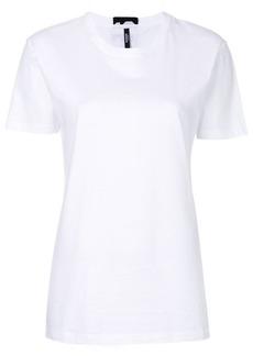 Versus branded strap back T-shirt