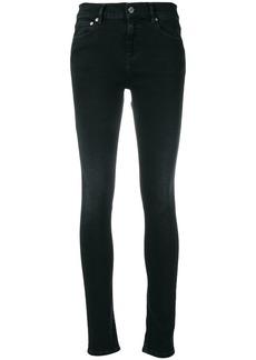 Versus five-pocket skinny jeans