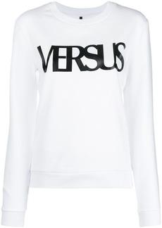 Versus logo sweatshirt