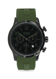 Versus Naboo IP Stainless Steel Chronograph Watch
