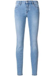 Versus stonewashed skinny jeans