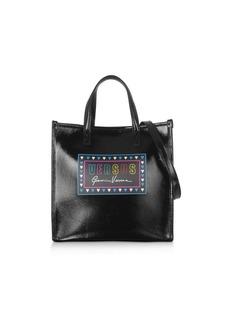 Versace Versus Versus 90s Logo Naplak Tote Bag