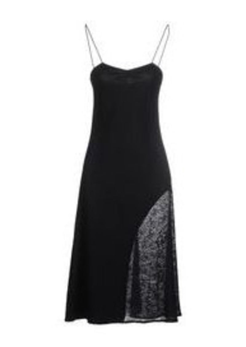 VERSUS - 3/4 length dress