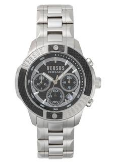 VERSUS Versace Admiralty Chronograph Bracelet Watch, 44mm