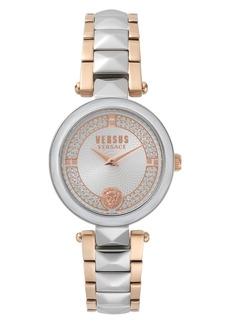 VERSUS by Versace Covent Garden Bracelet Watch, 36mm