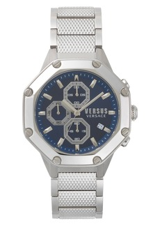 VERSUS by Versace Kowloon Chronograph Bracelet Watch, 45mm