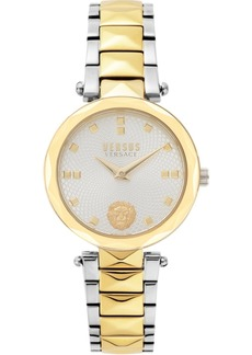 Versus by Versace Women's Two-Tone Stainless Steel Bracelet Watch 32mm