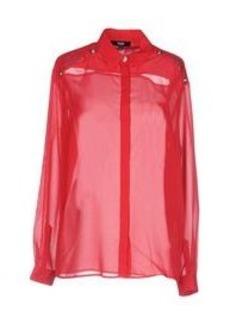 VERSUS VERSACE - Solid color shirts & blouses