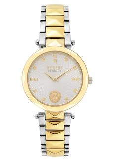 VERSUS Versace Convent Garden Bracelet Watch, 32mm