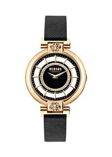 Versus Versace Silver Lake Watch, 36mm