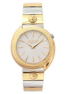 VERSUS Versace Tortona Bracelet Watch, 38mm