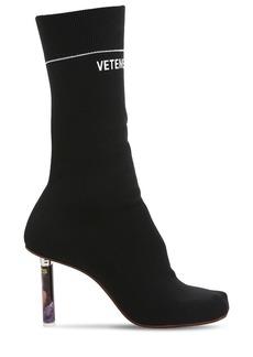 Vetements 90mm Lighter Socks Ankle Boots