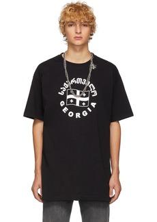 Vetements Black Flag T-Shirt