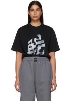 Vetements Black Snake Chinese Zodiac T-Shirt