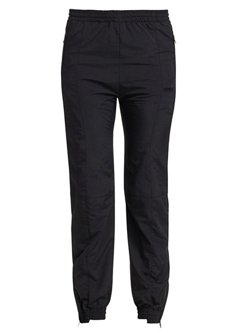 Vetements Cut-Up Track Pants