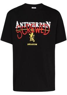Vetements graphic-print T-shirt