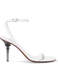 Vetements Leather Sandals
