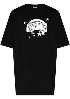 Vetements Magic Unicorn crew-neck T-shirt