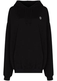 Vetements side panel hoodie
