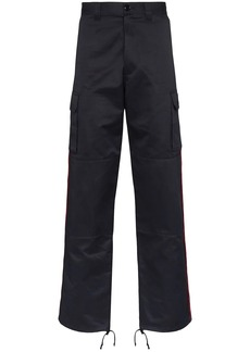 Vetements Police cargo trousers