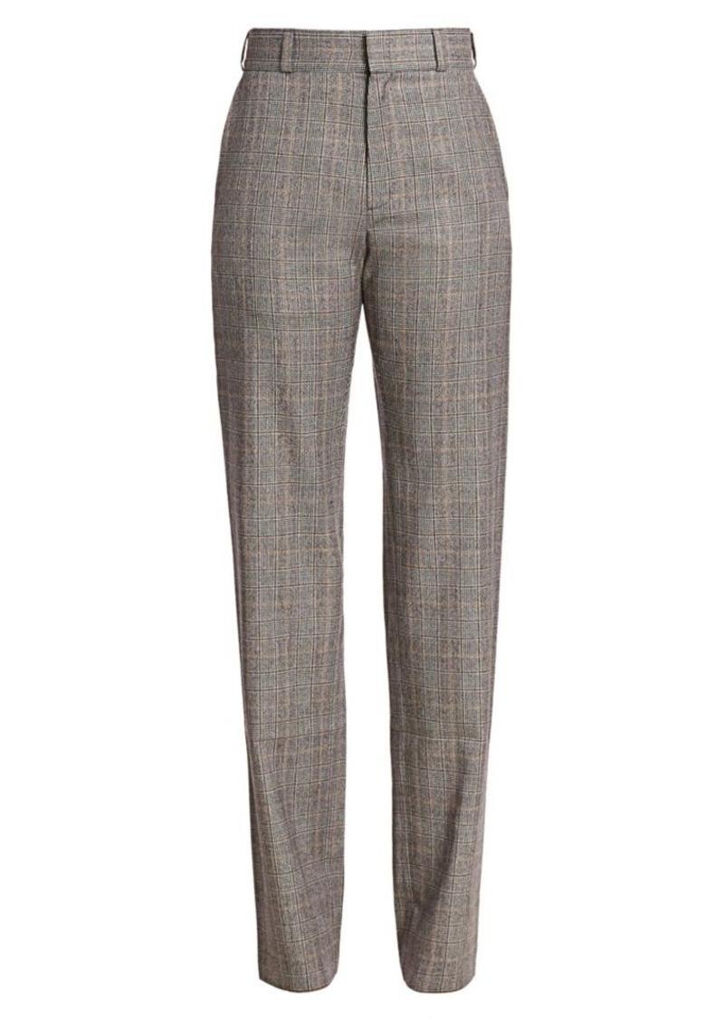 Vetements Tailored Virgin Wool Pants